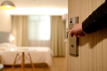 Pametne hotelske sobe